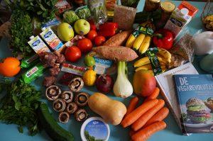 Dieta wegetariańska jadłospis