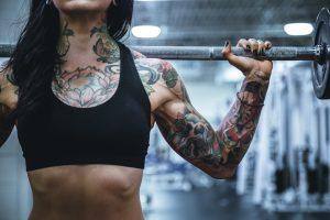 ćwiczenia na tricepsy