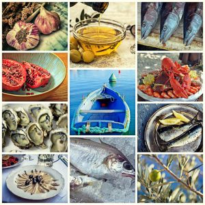 dieta śródziemnomorska, dieta śródziemnomorska jadłospis, dieta śródziemnomorska przepisy