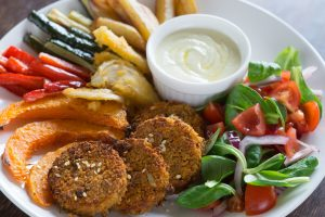 białko w diecie wegańskiej