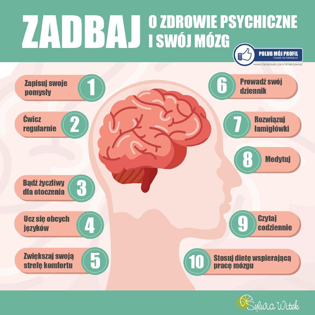 Zdrowie psychiczne, zdrowy mózg