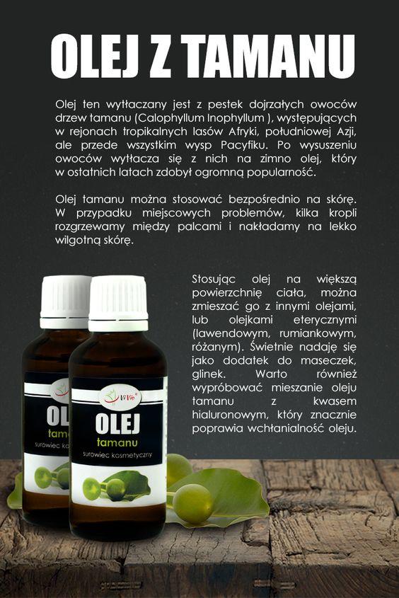 olej z tamanu