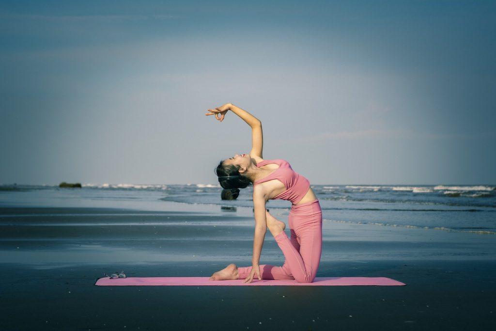 ćwiczenie na mięśnie brzucha
