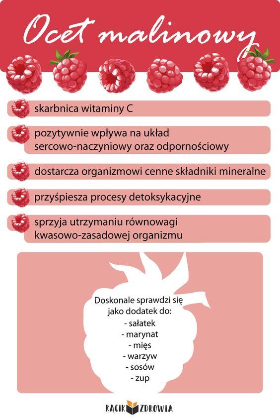 Ocet malinowy