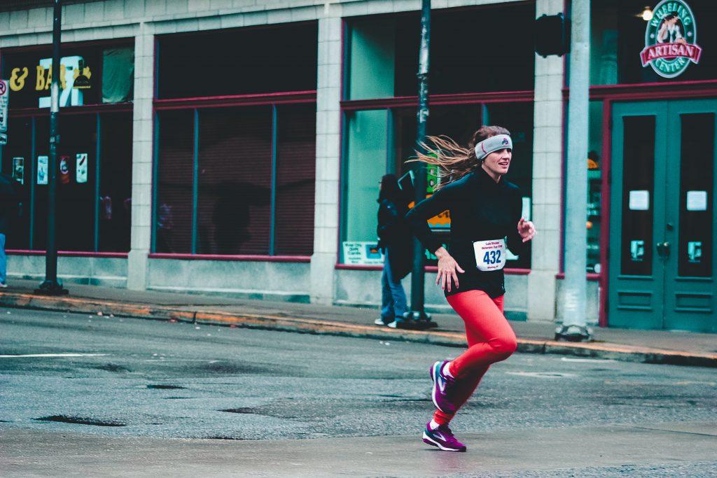 czy warto biegać zimą
