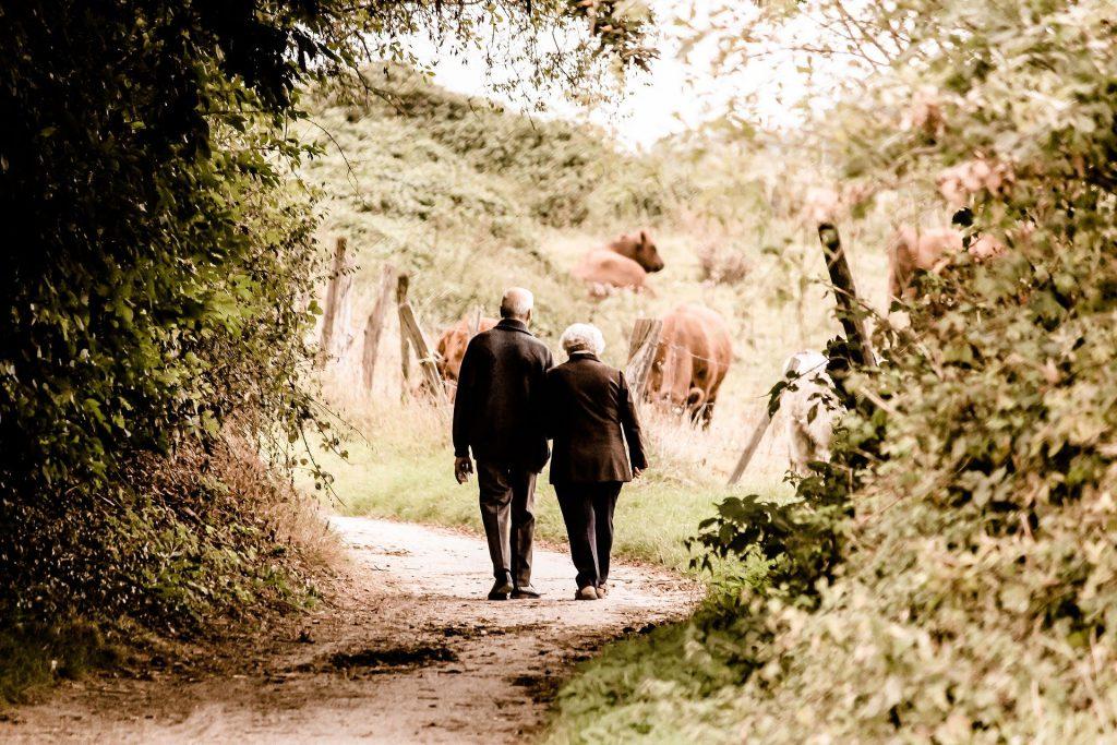 Jaką aktywność fizyczną należy podejmować w wieku starszym.