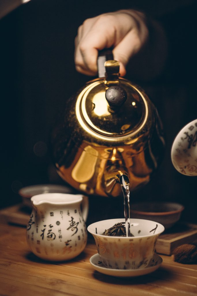 Herbata – napój z bogatym dorobkiem historycznym