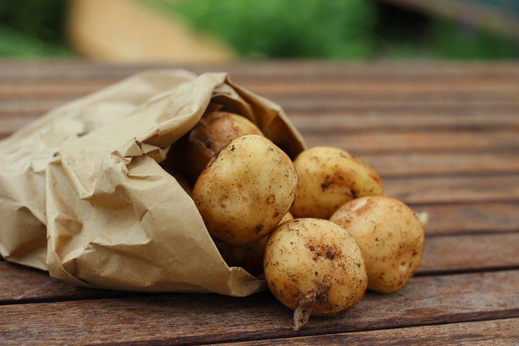 Skąd pochodzą ziemniaki;