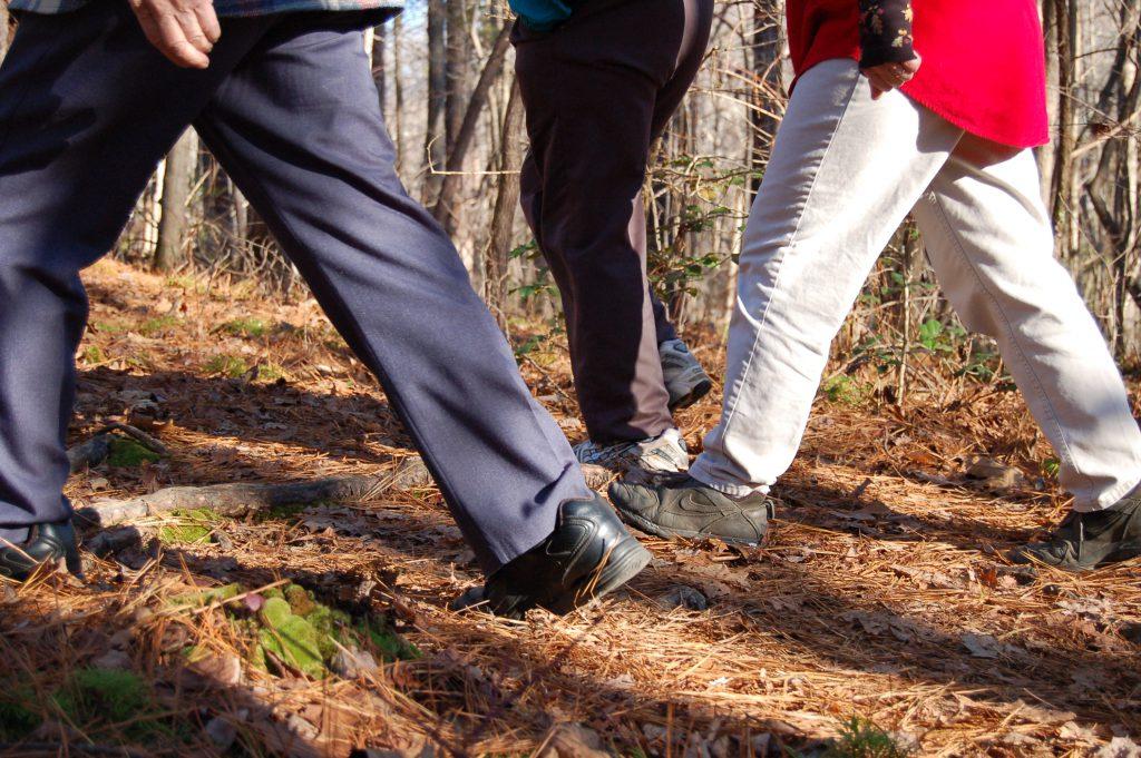 Spacerowanie a odchudzanie – czy chodzenie pomaga schudnąć?