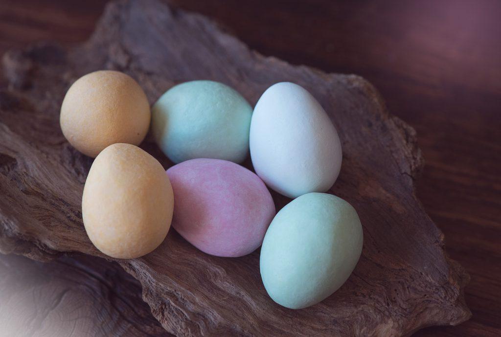 Jak wykorzystać jajka w wielkanocnej kuchni?