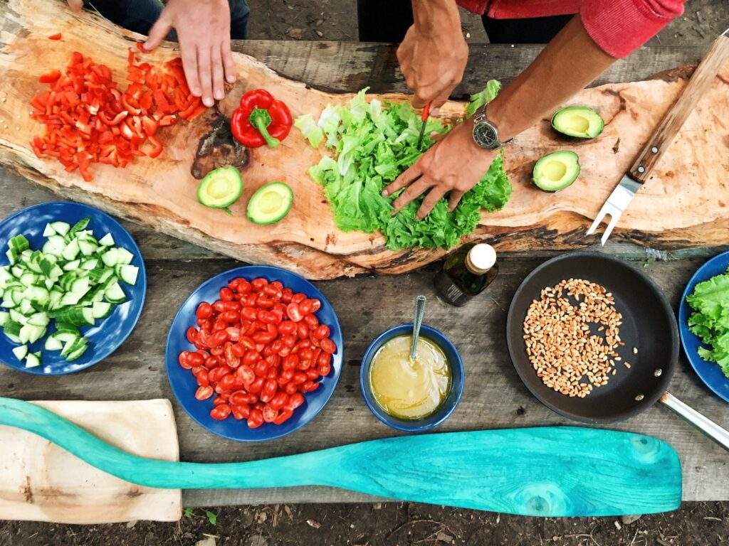 Jakie zalety posiada dieta wegetariańska?