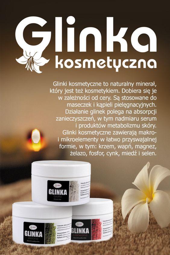 Glinka kosmetyczna - naturalny minerał dla zdrowia Twojej skóry